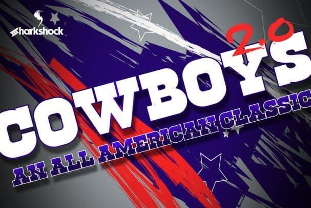Download Cowboys 2.0 font (typeface)