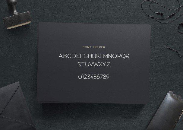 Download Leviafan font (typeface)