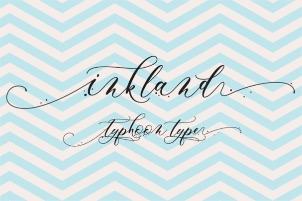Download Inkland font (typeface)