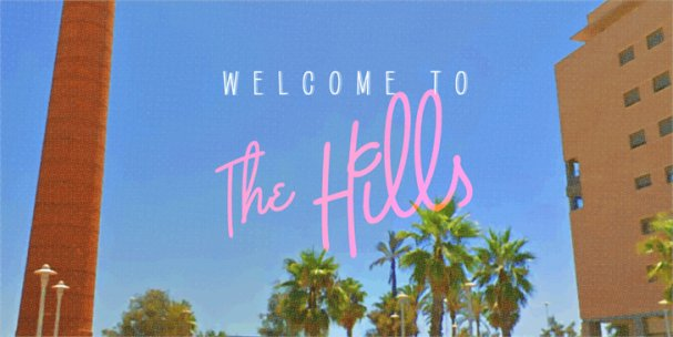 Download The Hills font (typeface)