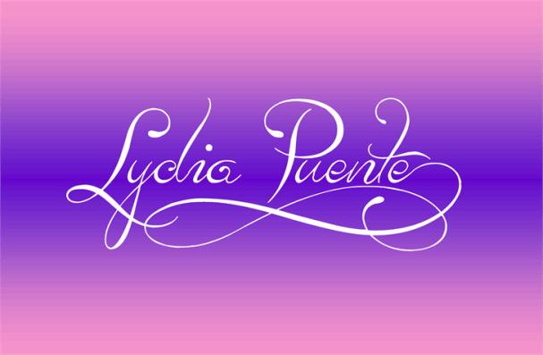 Download Lydia Puente font (typeface)