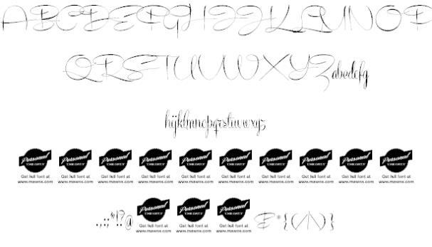 Download Recorda Script font (typeface)