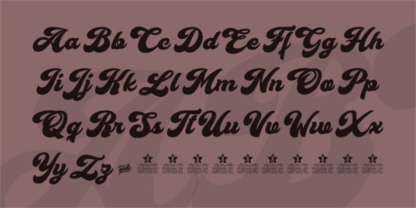 Download Cherry and Kisses font (typeface)