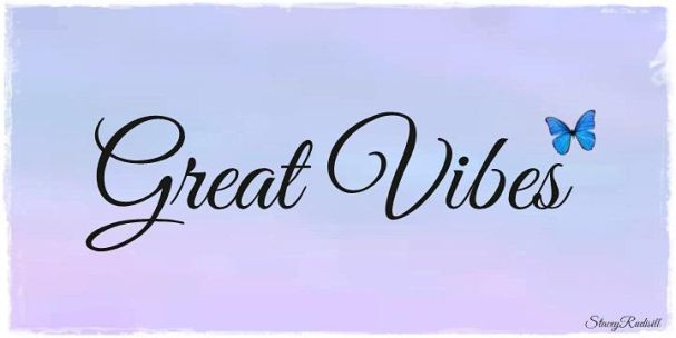 Download Great Vibes font (typeface)