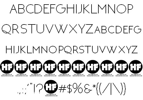 Download NEOTERIC font (typeface)