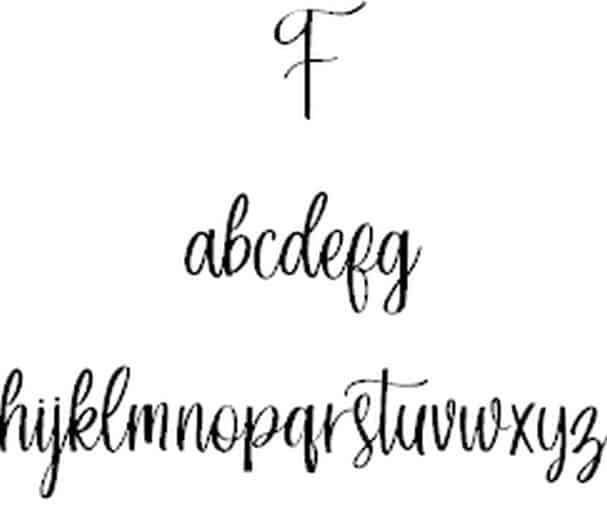 Download Forefarmers font (typeface)