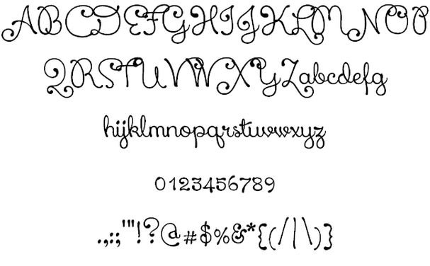Download Xiomara font (typeface)