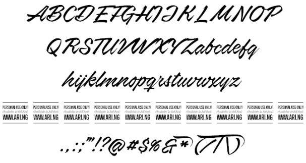 Download Airways font (typeface)