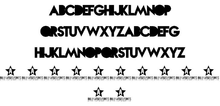Download Nova SOLID font (typeface)