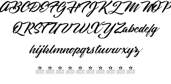 Download Black Diamonds font (typeface)