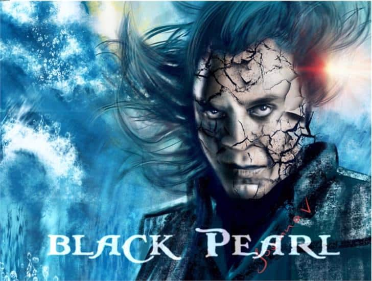 Download Black Pearl font (typeface)