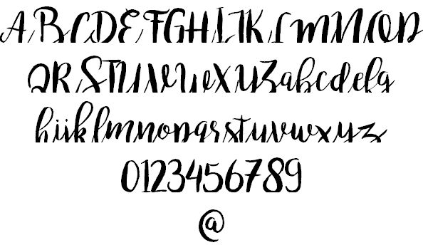 Download Bromello font (typeface)