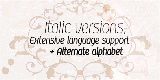 Download Kandira font (typeface)