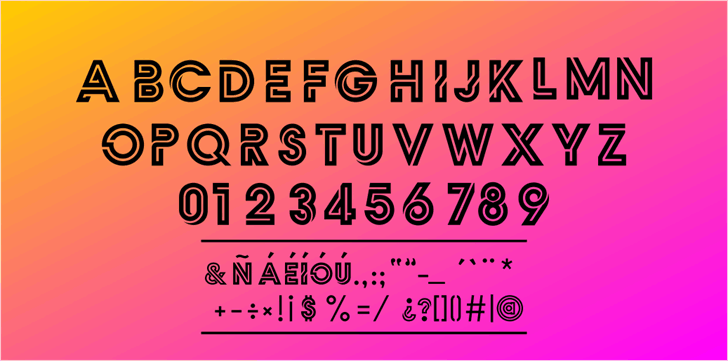 Download Zilap Monograma font (typeface)