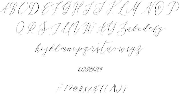 Download Oh Samantha font (typeface)