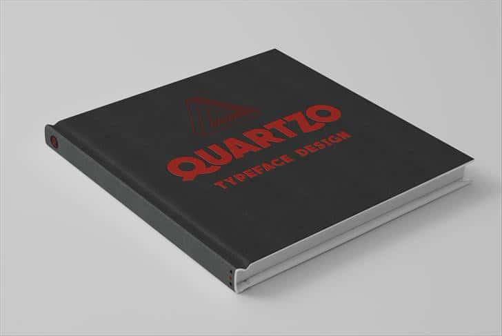 Download QUARTZO font (typeface)
