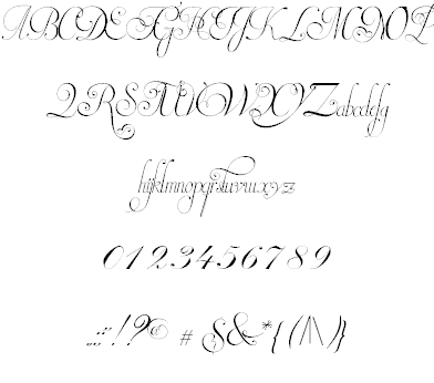 Download Invitation Script font (typeface)