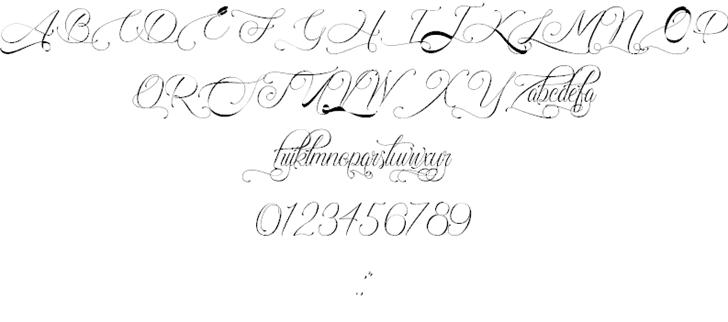 Download Chiangmai Hostel font (typeface)