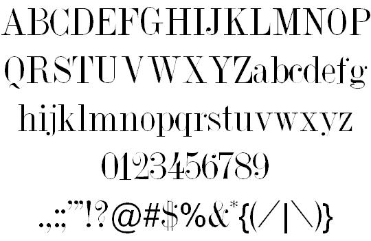 Download Dubiel font (typeface)
