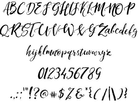 Download Dandeleon Vintage font (typeface)