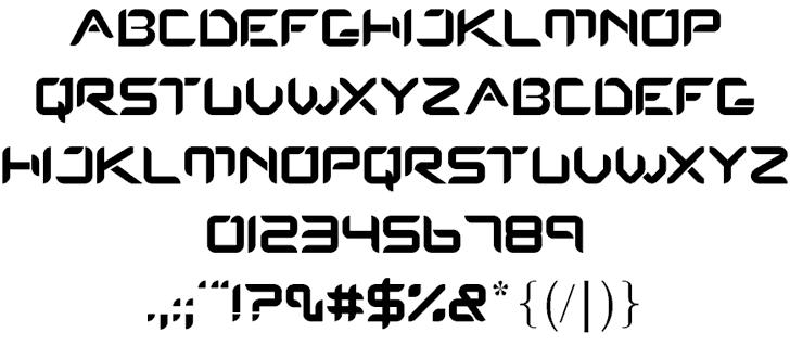 Download Protos font (typeface)