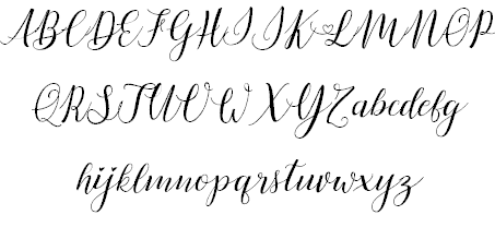 Download Lovely Day font (typeface)