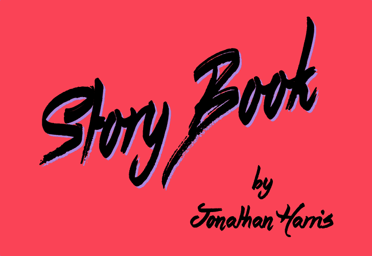 Download Story Book font (typeface)