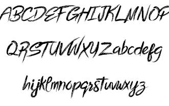 Download Bottomless Script font (typeface)