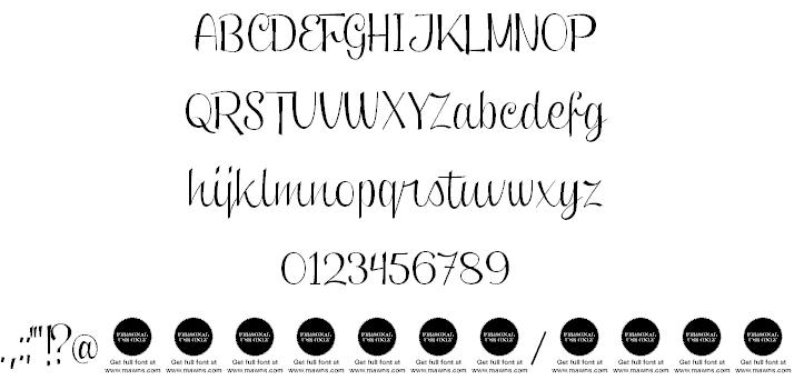 Download Clipper Script font (typeface)