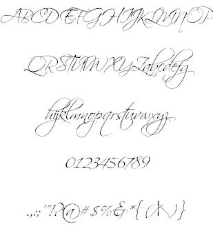 Download Scriptina Pro font (typeface)
