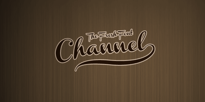 Download Channel font (typeface)