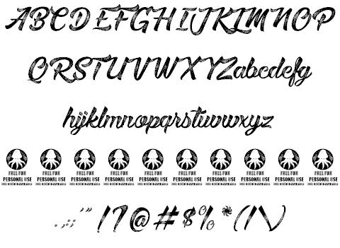 Download Boulevard Saint Denis font (typeface)