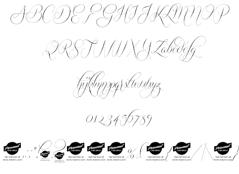 Download Quickier font (typeface)