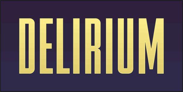 Download FTY DELIRIUM NCV font (typeface)
