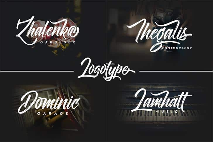 Download Novitha Script Demo font (typeface)