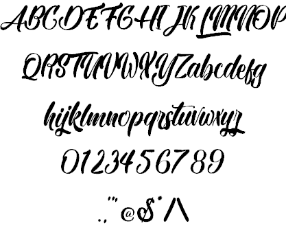 Download Black Party font (typeface)