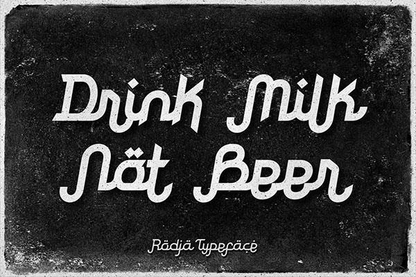 Download Rodja font (typeface)