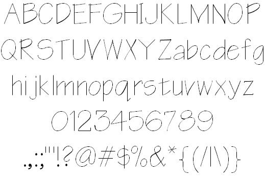 Download Architect font (typeface)