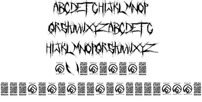 Download Crucifixion font (typeface)