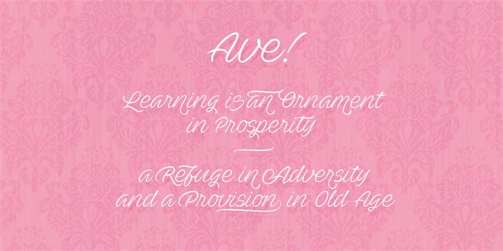 Download Ave Betwan font (typeface)