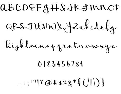 Download Meadowbrook font (typeface)