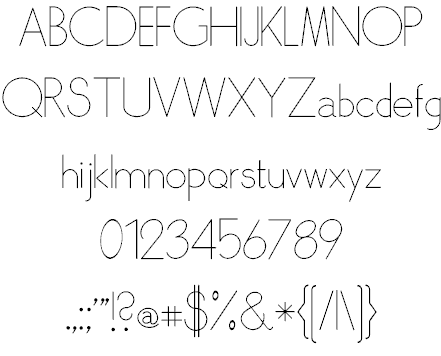 Download SkarpaLT font (typeface)