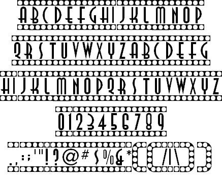 Download Showtime font (typeface)