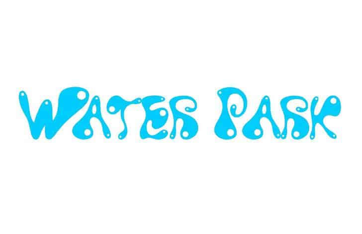 Download Water Park font (typeface)