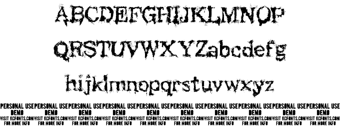 Download Black Asylum font (typeface)