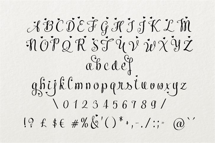 Download Meybi font (typeface)