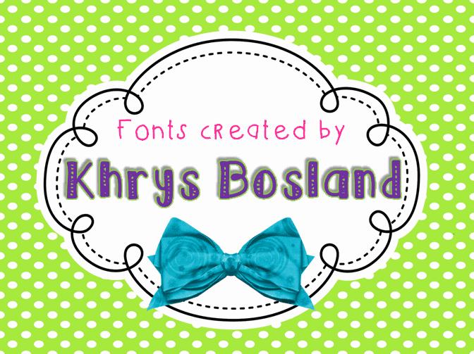 Download KBF un House font (typeface)