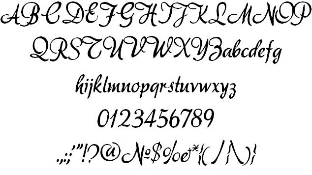 Download AkaDora font (typeface)