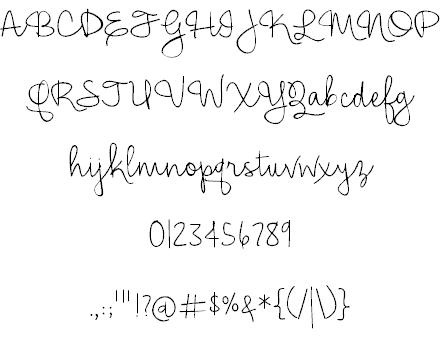 Download Hickory Jack font (typeface)