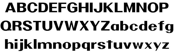 Download Nintend font (typeface)